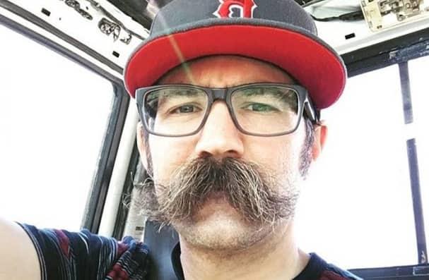 Bushy Mustache