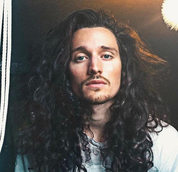Long Grown Curly Locks
