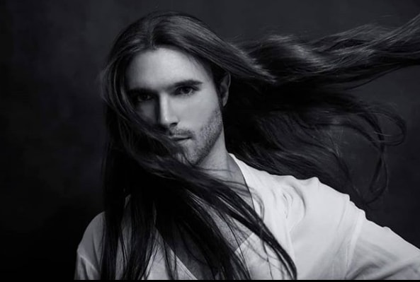 Extra Silk Long Hairstyles for Men