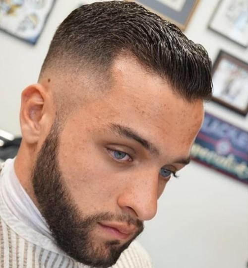 Growing Waves Men Hairstyle