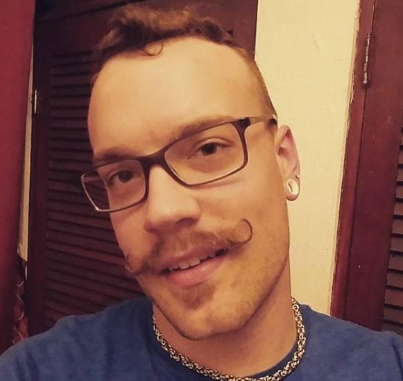 handlebar mustache style 2018
