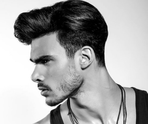 Long Coiffeur Men Hairstyle