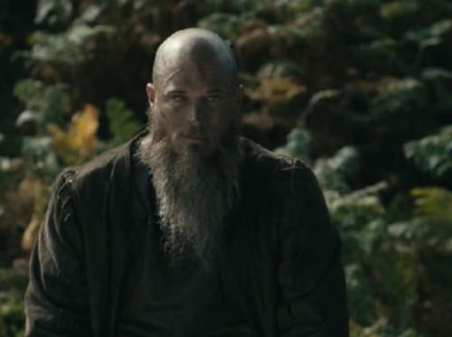 Bald With Long Grown Out Beard