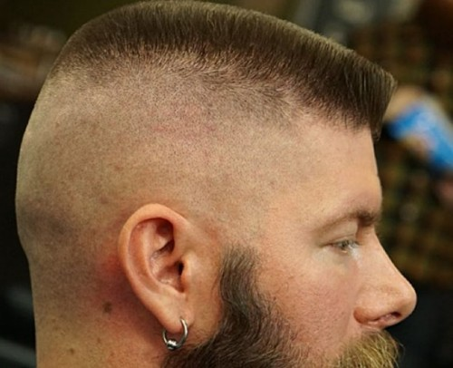Stubby Short Men hairstyle