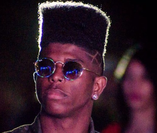 Tall Flat Top Hairstyle + Hair Designs for Black Men