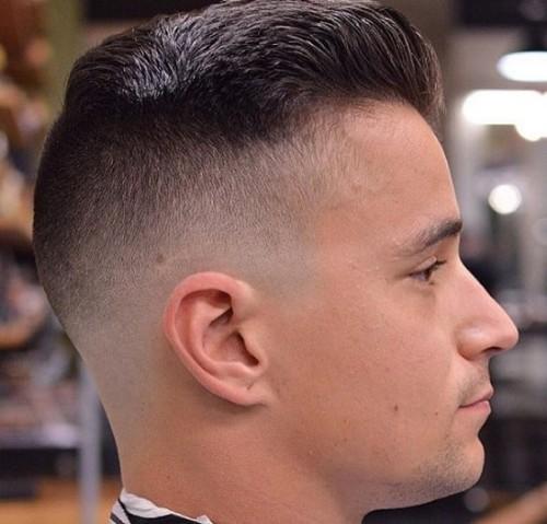 Tidal Matrix Men Hairstyle