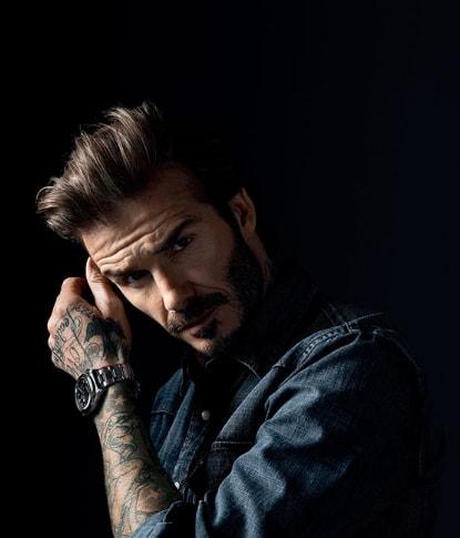 105 David Beckham Hairstyles