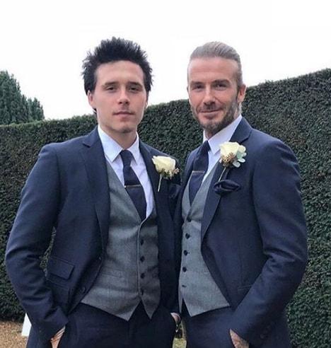 Best David Beckham Hairstyle