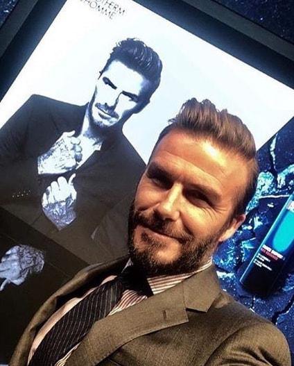 Best David Beckham Hairs