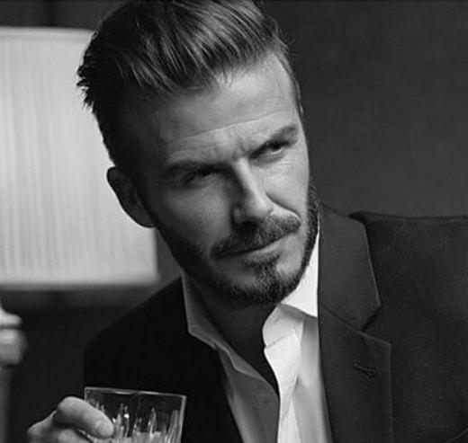 Undercut - David Beckham Hairstyles