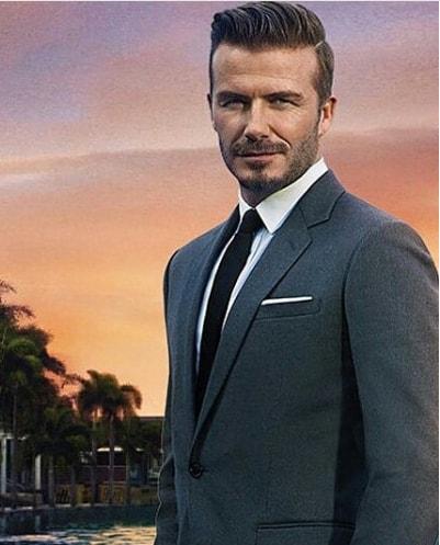 Best David Beckham Hairstyle - New Look