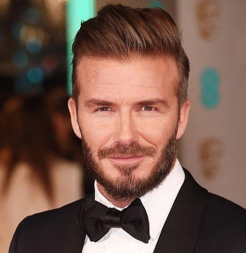 Cool David Beckham Hairstyle