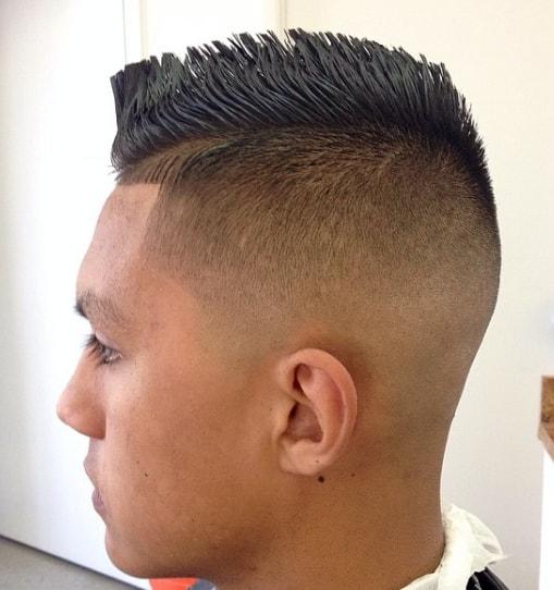 70 Faux Hawk Fade Haircuts For Men To Cherish In 2019