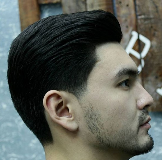 Taper side with Simple Comb Side