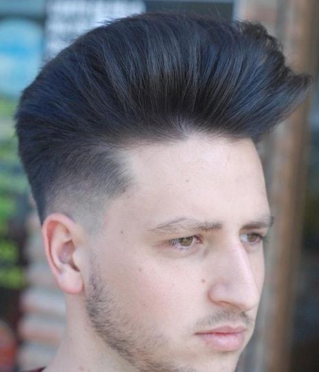 Best Medium Length Men Hairstyle