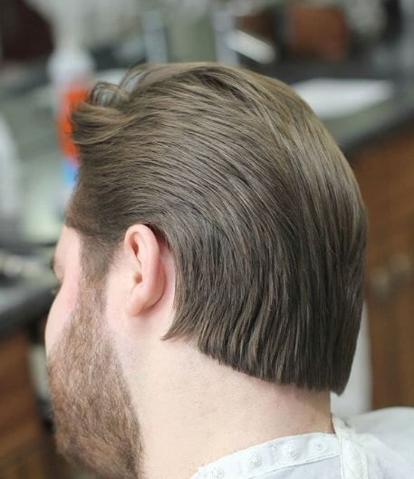 Extreme Silk Back Men Hairstyle