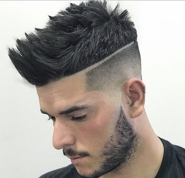 The Rebel Style Haircut