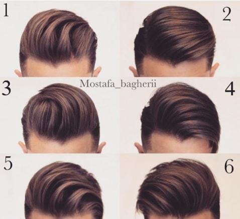 Pompadour Men Hairstyles