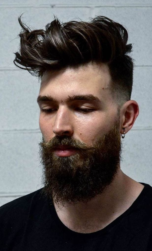 Top Men's Quiff Haircut Ideas That Make A Unique Style Statement