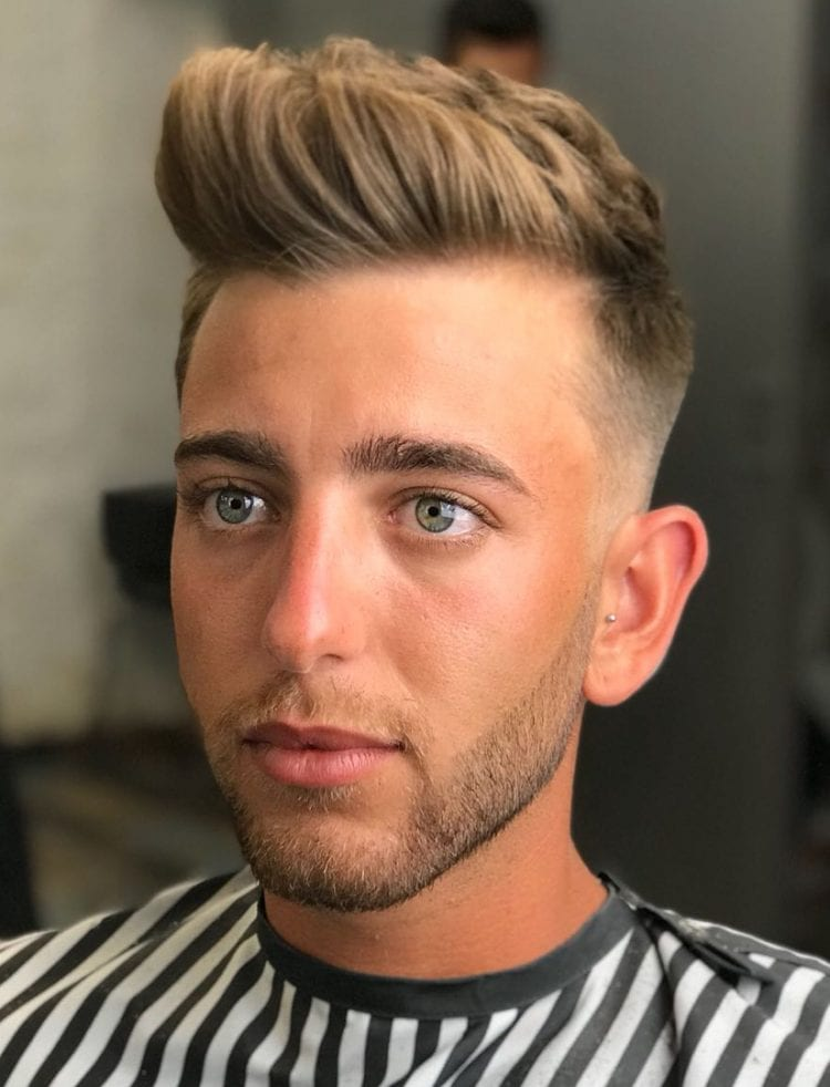 Top 10 Men Quiff Hairstyles Ideas A Comprehensive Guide