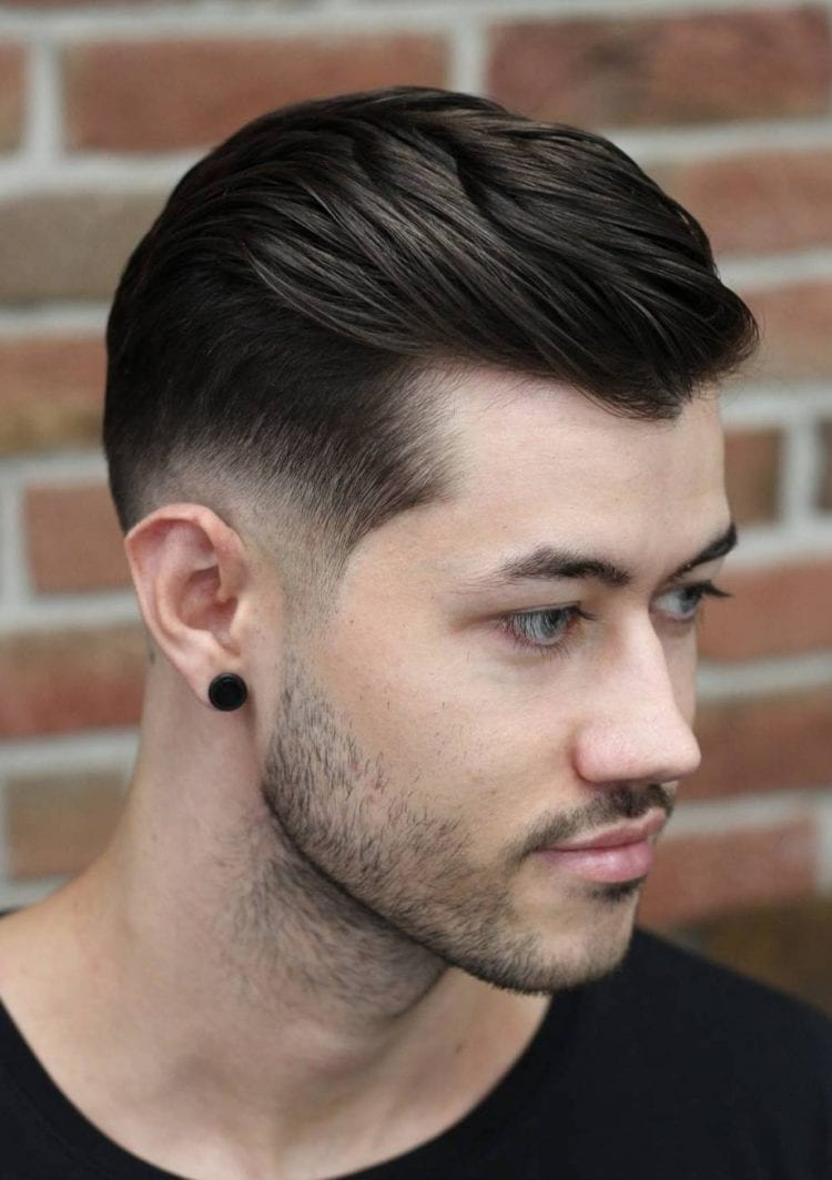 Mens Hairstyles WIth Angular Fringe Haircuts For A Surprisingly ...