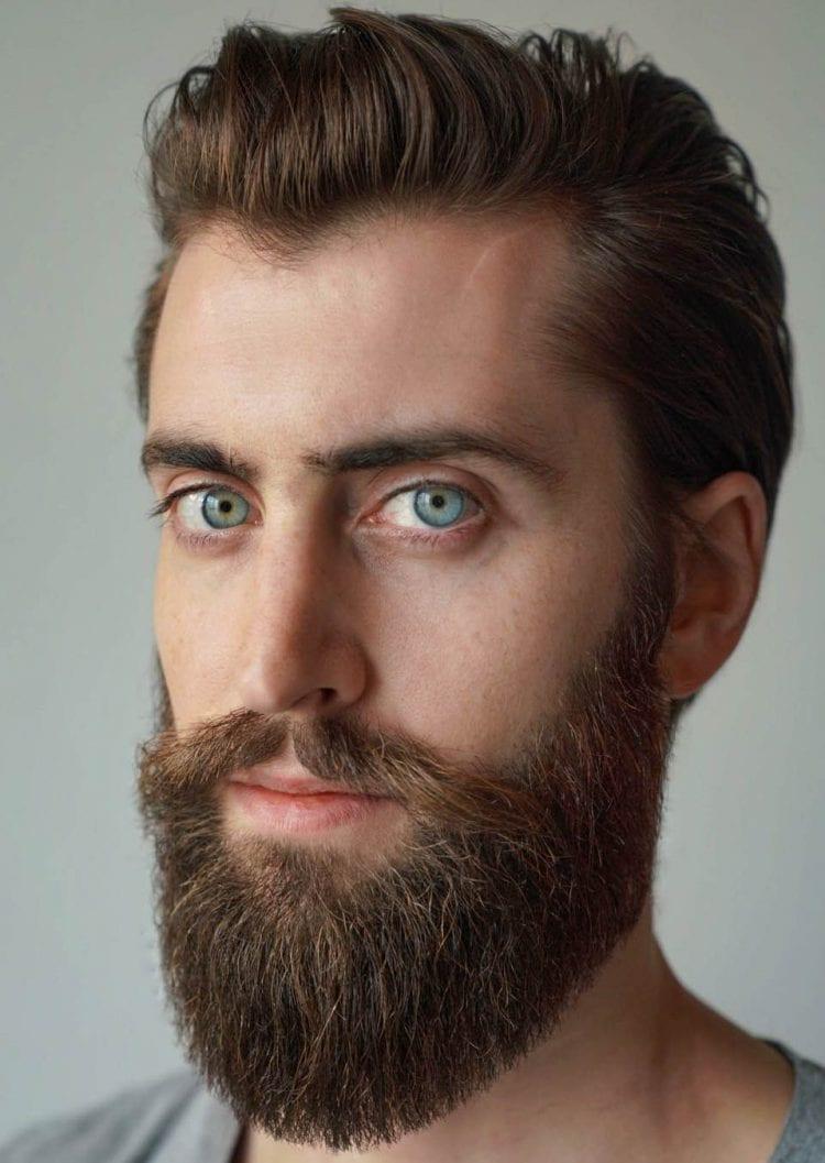 top 7 widows peak hairstyles for men